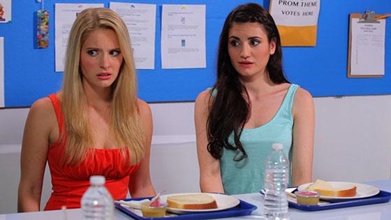 Cool_Kids_Table_Taylor Gildersleeve And Juliette Monaco. August 27, 2012  Taylor. Cool Kids Table ...